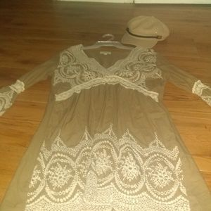 Yelzera dress & hat